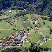 Hernialde aerial photos