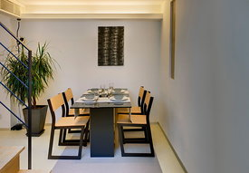 V serviced apartments
