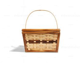 Pic-Nic Basket front view from below