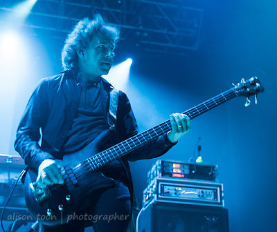 Pete Trewavas, bass, Marillion UK Marillion weekend, 2013