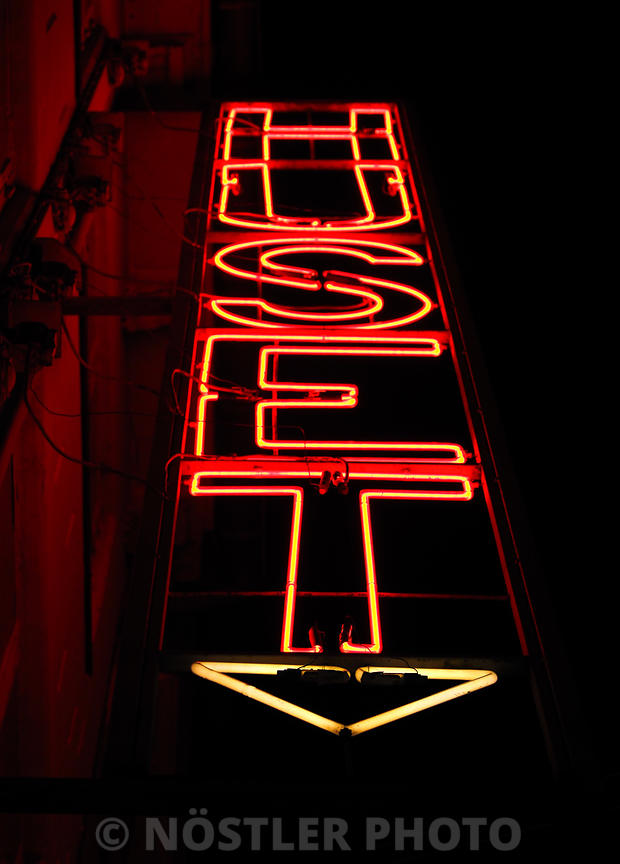 Neon sign photos