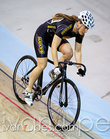 Women Sprint 3-4 Final. Track O-Cup #2, Milton, On, March 28, 2015
