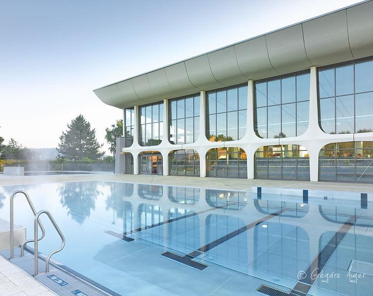 Gr goire auger photographie piscine de montigny les metz - Piscine de montigny ...