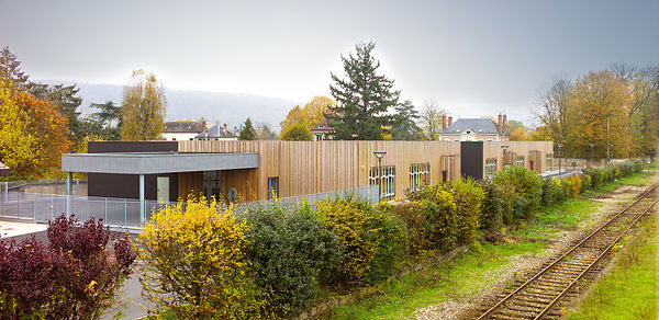 Groupe scolaire d'Acquigny