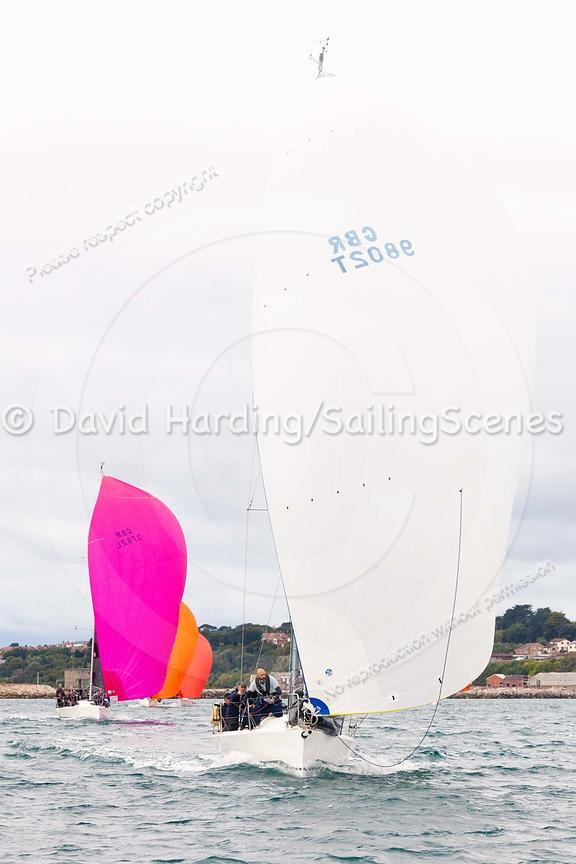 Surprise, GBR9802T, Archambault Grand Surprise, Weymouth Regatta 2018, 20180908910.