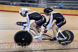 Para Men Pursuit. 2016/2017 Track O-Cup #3/Eastern Track Challenge, Mattamy National Cycling Centre, Milton, On, February 11, 2017