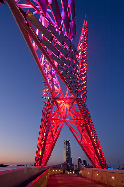 Skydance Bridge and Devon EnergyTower