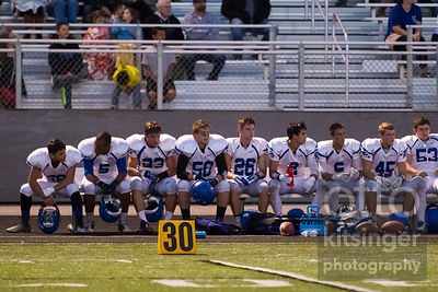 Football: Timberline at Rocky Mountain 9/26/14