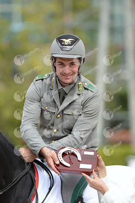 Emanuele GAUDIANO ,(ITA), COCOSHYNSKY during Negrita Trofey competition at CSIO5* Barcelona at Real Club de Polo, Barcelona - Spain