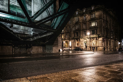 Under the Tyne Bridge (2)