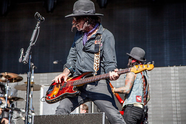 Buckcherry, Aftershock 2013 photos