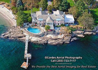 Real Estate Samples for Home and Commercial Businesses aerials