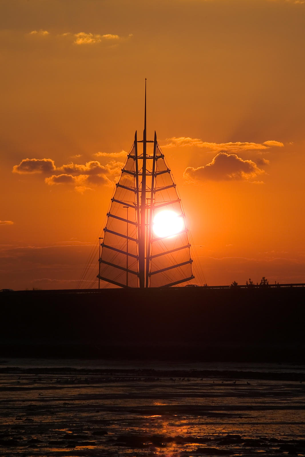 Sails of the South, Sunset