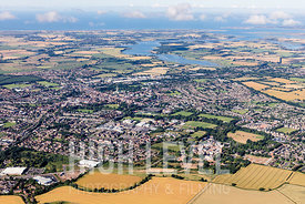 Aerial Photography Taken In and Around Chichester, UK