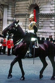 England, Royal Horse Guard