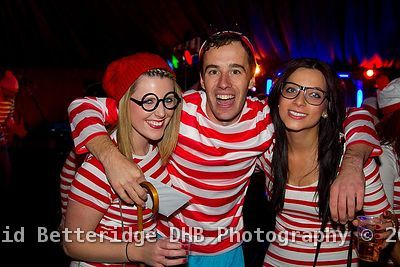 Gareths - Wheres Wally Party  photos