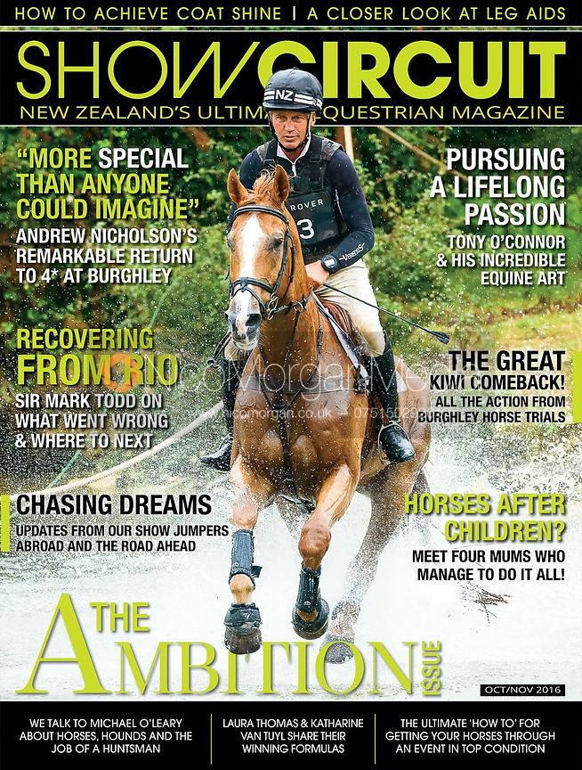 Show Circuit Magazine (NZ) October 2016