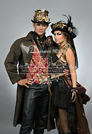 Steampunk Stock photos