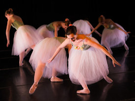 Classical Repertoire Dance Ensemble #7