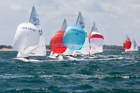 Flying Fifteens GBR3537 and GBR4052, 20170603390