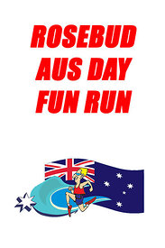 AUSTRALIA DAY FUN RUN photos