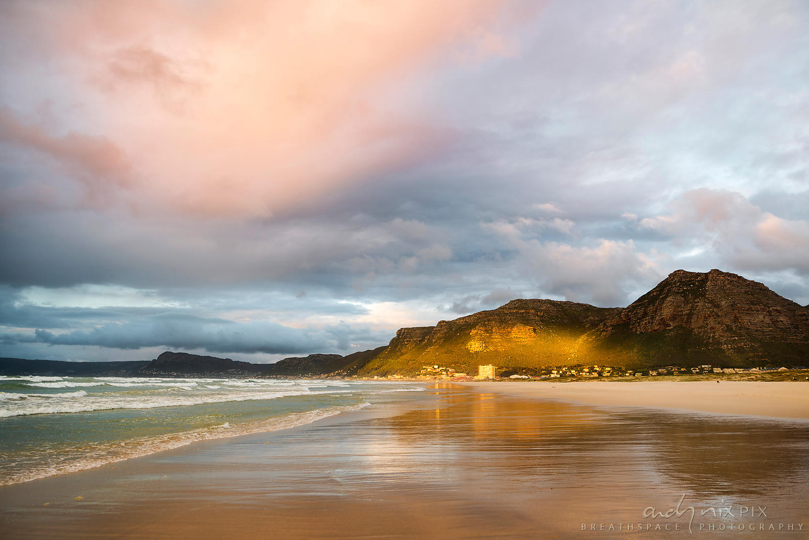 Muizenberg Beach Sunrise