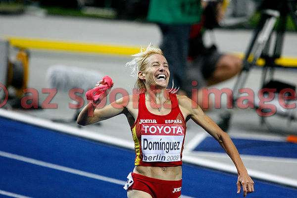 3000m SC | Marta Dominguez (SP)