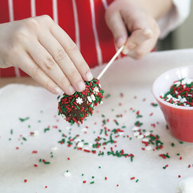 Christmas Cooking with Kids photos