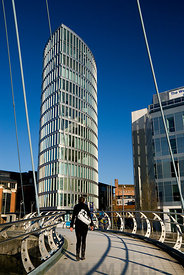 The Eye Tower, Temple Quay, Bristol.