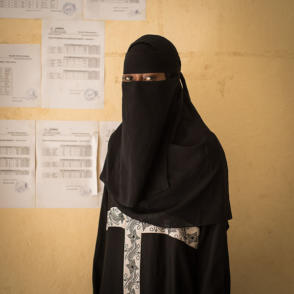 Islam et radicalisation religieuse au Mali (Bamako - Déc. 2015) R.É.A / Le Point photos
