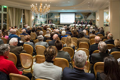 Wine&Business Club - Conférence - Le Bristol 5* - Paris 8