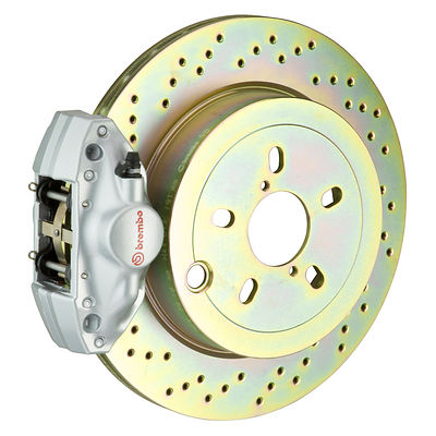 Brembo Performance E-Caliper (2 & 4-Piston) Brembos