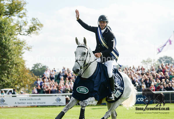 Burghley 2014 photos