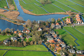 Broek in Waterland is a town in the Dutch province of North Holland