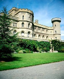 eastnor castle near ledbury herefordshire