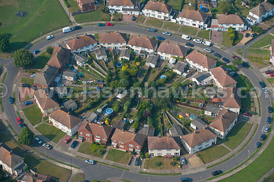 circular housing estate