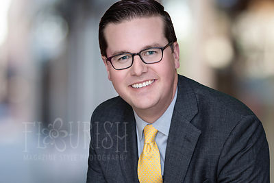 Portraits - Professional Headshot | Doyle Wealth | Andrew Final picture