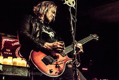 Matt Brooks, guitar, Like A Storm, Sacramento