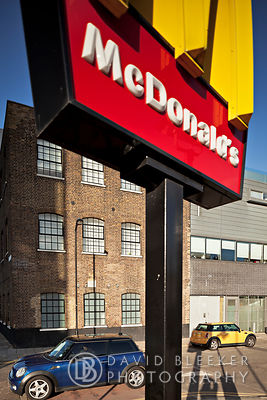 McDonald's - Shoreditch