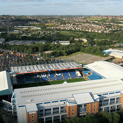 Hillsborough Football Stadium, Sheffield