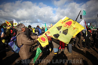 MANIFESTATION ANTI NUCLEAIRE