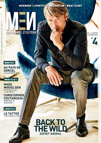 Men In Tendance Magazine (France) - April 2016 photos