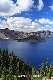 Crater Lake National Park, 2010.