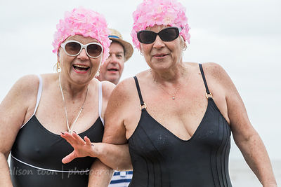 Sheringham New Year's Dip 2019