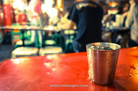 cold drink at bangkok chinatown Yaowarat