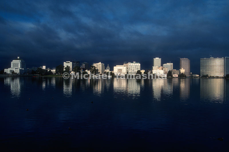 Lake Merritt.Oakland, California