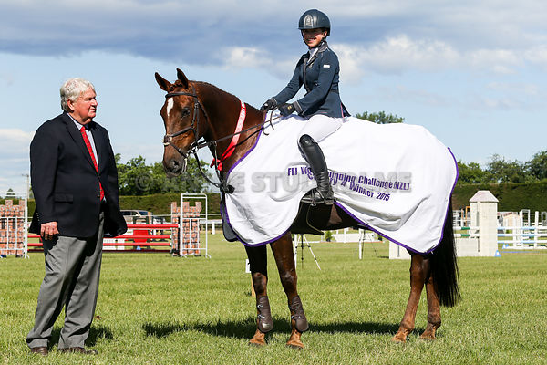 SCNO FEI World Jumping Challenge Final photos
