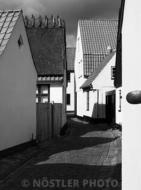 The old part of Dragør