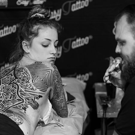 Montreux Tattoo Convention photos