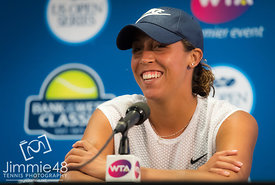 Bank of the West Classic 2017, Stanford, United States - 6 Aug 2017